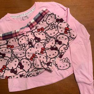Hello Kitty Pajama Sleep Set